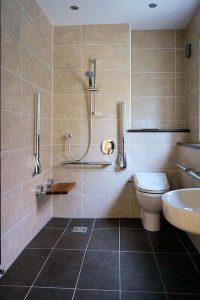 Foto baño adaptado